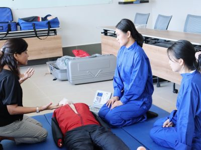 Basic Life Support & First Aid Training